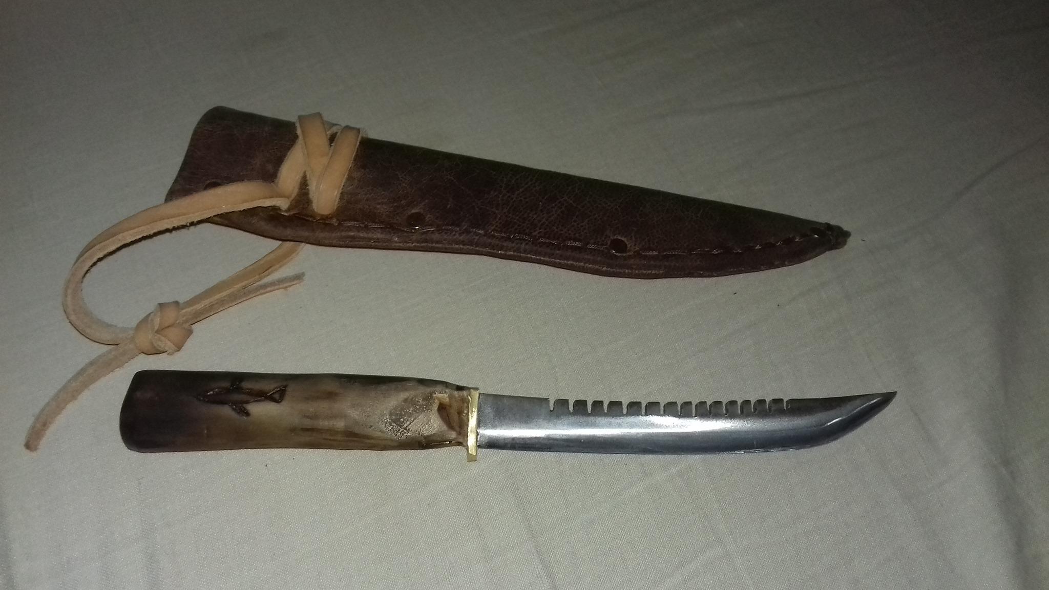 Kalamehe nuga 40 eur